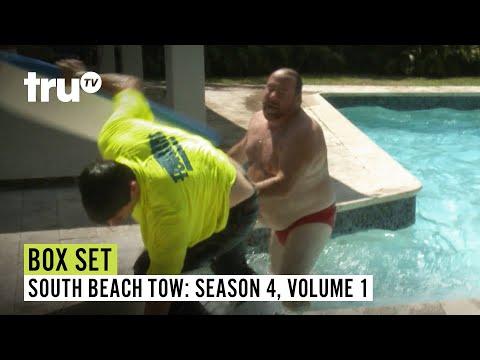 South Beach Tow | Season 4 Box Set: Volume 1 | Watch FULL EPISODES | truTV