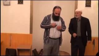 Hoxhë Bekir Halimi disa fjalë gjat namazit të Teravisë dhe ndeja me vllezërit nga Prespa