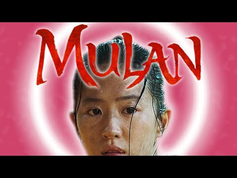 Mulan is worse than I thought...