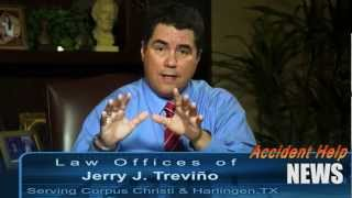 Jerry Trevino Accident Safety YouTube video