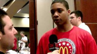 Abdul Gaddy (Washington) 2009 McDonald's All-American Interview