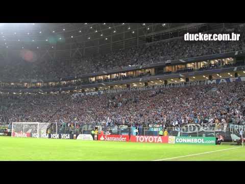 Grêmio 1 x 0 San Lorenzo - Libertadores da América 2014 - Somos Gremistas - Geral do Grêmio - Grêmio