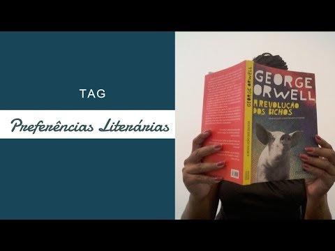 TAG - Preferências Literárias