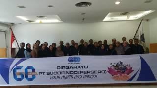 Video Dirgahayu PT. SUCOFINDO KE.60 MP3, 3GP, MP4, WEBM, AVI, FLV Desember 2017