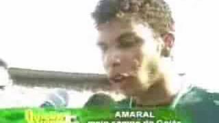 AMARAL(jogador do goiás) - E O CORINTHIANS SE FUDEU