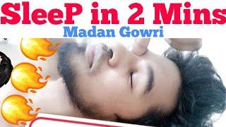Video 6 Steps to Sleep in 2 Mins | Tamil | Madan Gowri | MG MP3, 3GP, MP4, WEBM, AVI, FLV Desember 2018