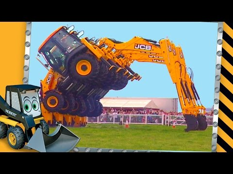 Video Dancing Diggers Video For Children | JCB Diggers download in MP3, 3GP, MP4, WEBM, AVI, FLV January 2017