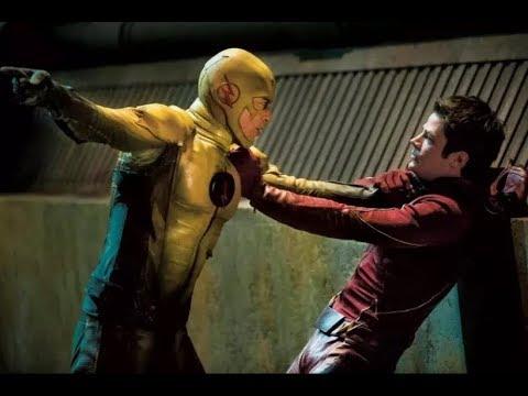 The Flash - Eobard Thawne Death