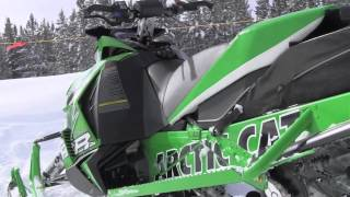 9. Arctic Cat 800RR review & Ski-doo recoil product impression