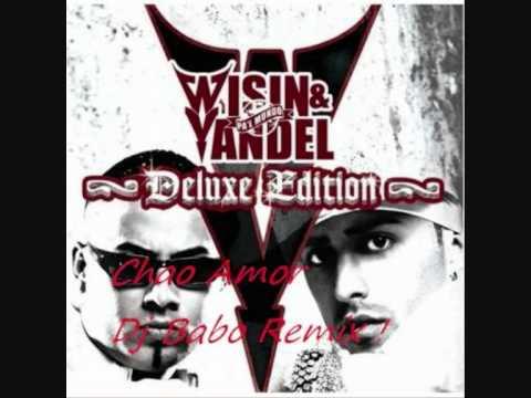 Winsin y Yandel-Chao amor (Dj Babo Remix 2011)