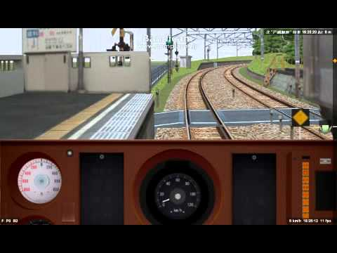 BVE5 東急池上線  Tokyu ikegami line