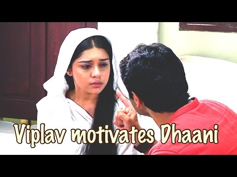 Viplav motivates Dhaani to raise her voice against wrong | From the sets of Ishq Ka Rang Safed