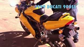 9. 1999 Ducati 900SS  - 7 day eBay auction starts Monday the 27th of January at 7:30 CST