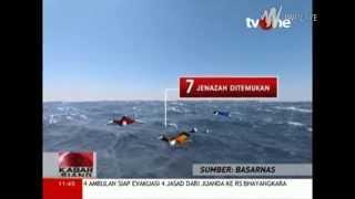 Berita Terbaru 1 Januari 2015 - Hambatan Dalam Pencarian Korban Dan  Pesawat AIRASIA