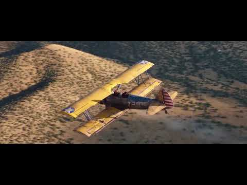 Biplane Crash - Extrait Biplane Crash (Anglais)