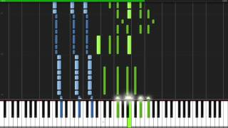 Hopes And Dreams & Save The World - Undertale [Piano Tutorial]