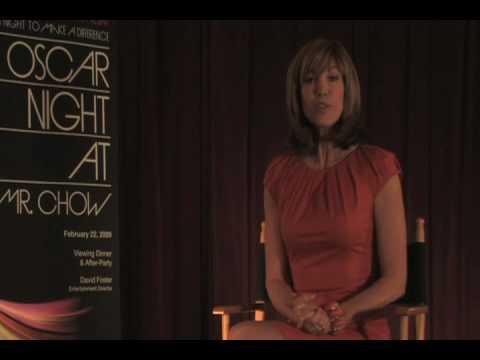 A Night to Make a Difference - Oscar Night 2009 - Leeza ...