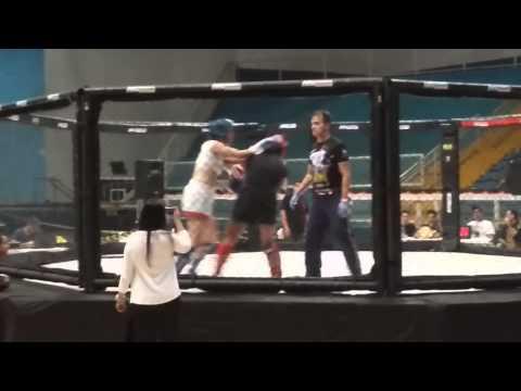DAIDO-KARATÊ - LUTA EM ASSIS (MACKLAYNE PRADO) DAIDO FIGHT TEAM