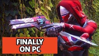 Destiny 2 Finally Playable on PC Closed Beta - GameSpot Live