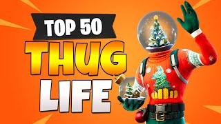TOP 50 FORTNITE THUG LIFE Moments (Fortnite Chapter 2 Epic Wins & Fails Funny Moments)