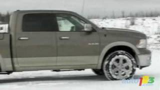 2009 Dodge Ram 4x4 Crew Cab Review By Auto123.com