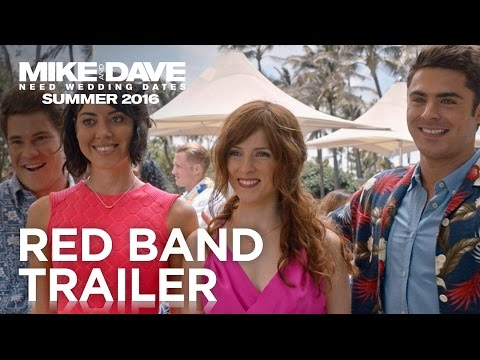 Mike and Dave Need Wedding Dates Red Band
