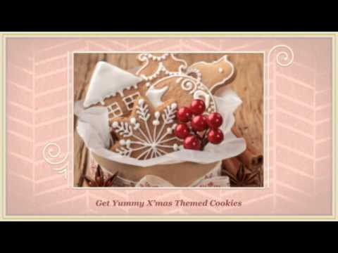 epicuriousdotcom - Offering Delicious, Cute & Customizable Christmas Themed Desserts Contact Us Today to get your very own sweet X'mas treats this Christmas :) - created at htt...
