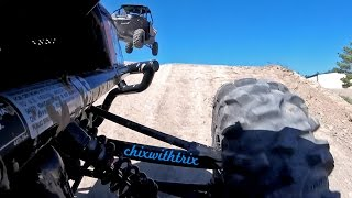 9. ChixOffroad: Motocross Mayhem - Wildcat X Ltd Suspension View