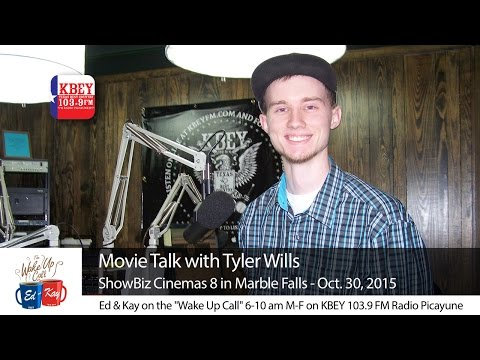 ShowBiz Cinemas 8 Movie Talk, Oct. 30, 2015