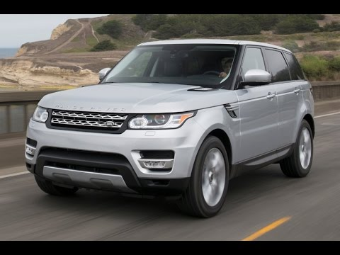 2015 Range Rover Sport Review