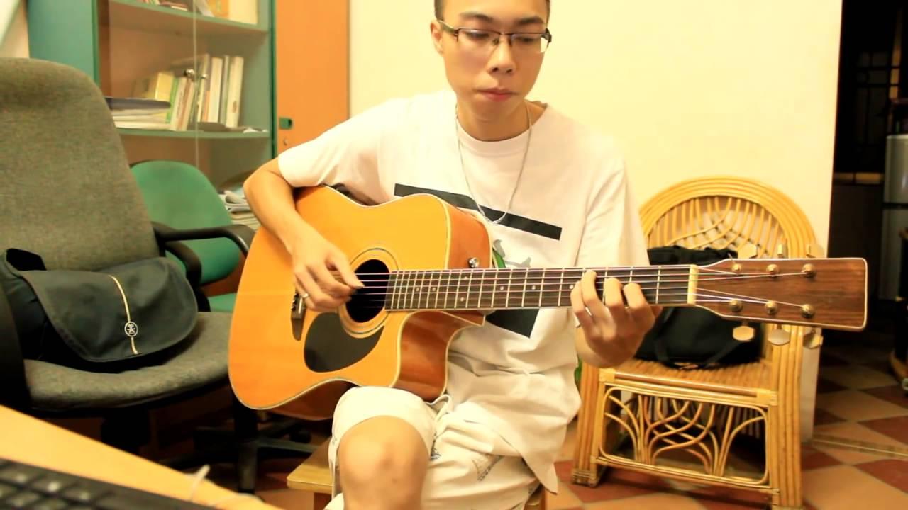 Chỉ Anh Hiểu Em | Tùng Acoustic (Guitar Acoustic Cover)