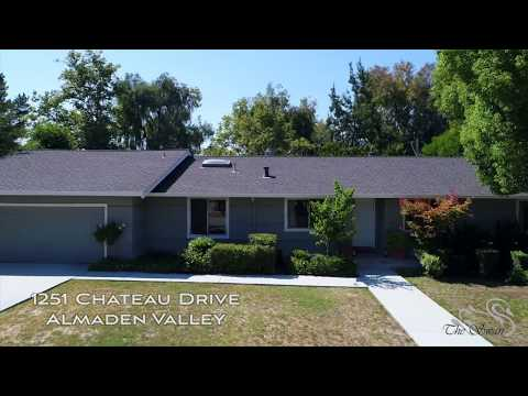 1251 Chateau Drive - Almaden Valley