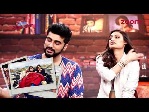 'Mubarakan' Stars Anil Kapoor,Arjun Kapoor,Athiya