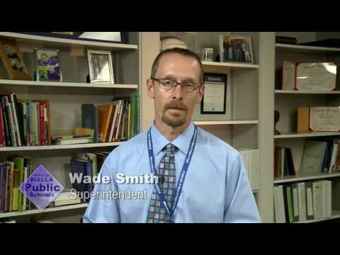 The Pulse: Superintendent Wade Smith, October 2016
