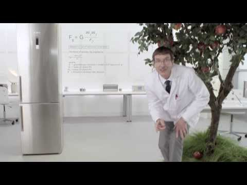 BOSCH Fridge Freezer energy efficient – Origo Home Appliances