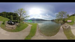 Horw Switzerland  City new picture : Horw Switzerland 360 VR Video [4K]