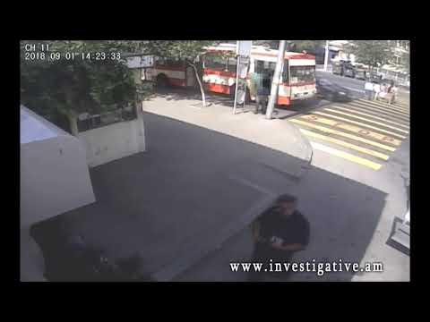 Գողացել են քաղաքացու դրամապանակը (տեսանյութ)