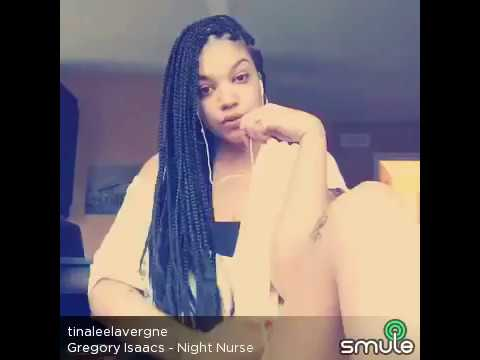 Night Nurse Gregory Isaacs Cover