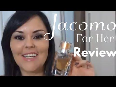 Resenha do perfume Jacomo for her Thays Heytor