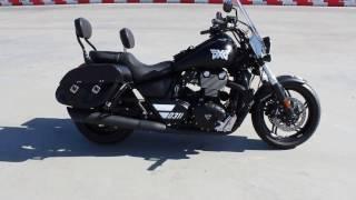 6. GO AZ MOTORCYCLES 2015 Triumph THUNDERBIRD STORM ABS