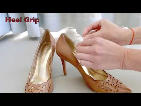 Are your shoes too big or uncomfortable? Follow our shoe  hacks here.