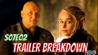 Daenerys receives an unexpected visitor. Jon faces a revolt. Tyrion plans the Conquest of Westeros. NO COPYRIGHT...