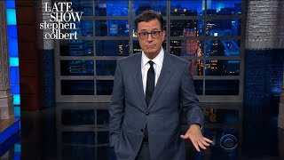 Video Stephen Watched Trump's Ivanka Comments So You Don't Have To (Vomit) MP3, 3GP, MP4, WEBM, AVI, FLV Oktober 2018
