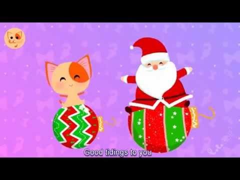 Merry Christmas - We Wish You A Merry Christmas Crazy Frog - Christmas Songs Xmas Songs English Subtitle Santa Claus Lyrics ♥♥♥ We wish you a merry christmas We wish you a merry christmas We wish you a...