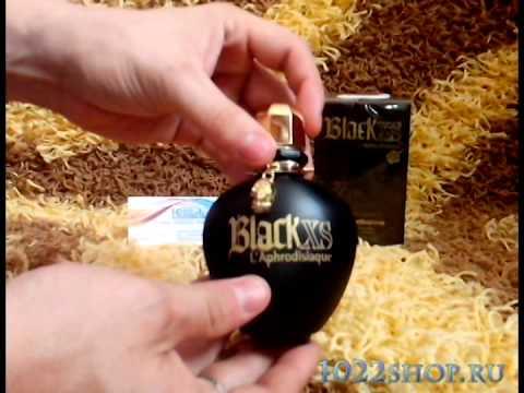 Парфюмированная вода Black XS LAphrodisiaque for Women Paco Rabanne 80ml обзор