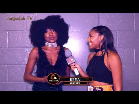 Efya On The Wizkid/starboy Movement, Mr Eazi's Skin Tight & More | Notjustok Tv