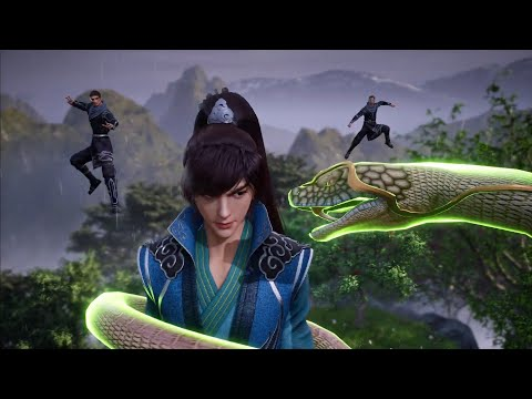 Spirit Sword Sovereign Season 4 Episode 14 (114) English Subbed 1080P | Ling Jian Zun