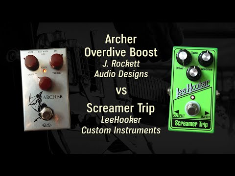 Archer vs Screamer Trip