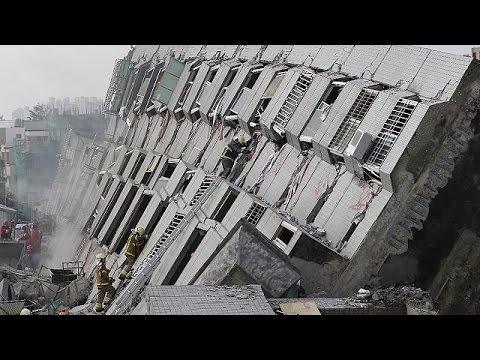 Ταϊβάν: Φονικό χτύπημα του Εγκέλαδου