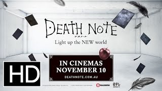 Nonton Death Note  Light Up The New World   Official Theatrical Trailer Film Subtitle Indonesia Streaming Movie Download